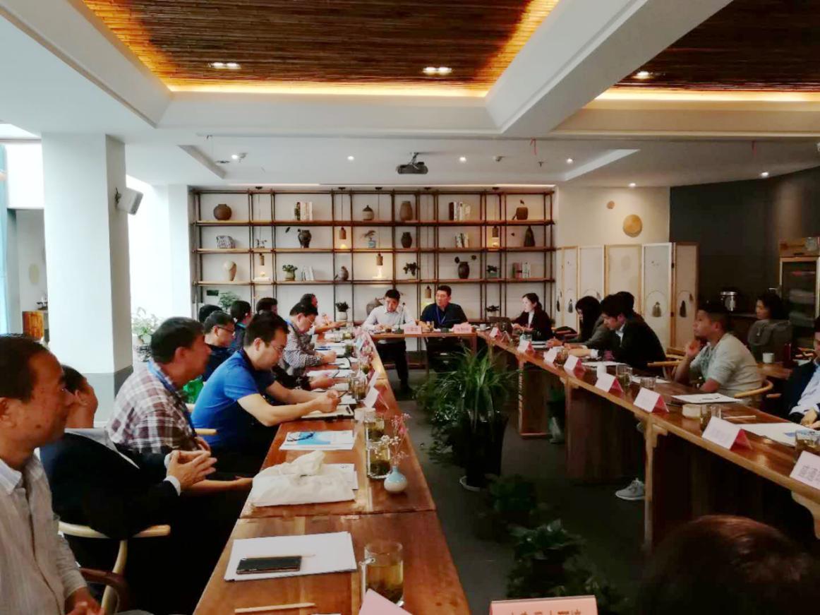 成都表面工程行业协会参加 中西部地区表面工程行业协会联席会议
